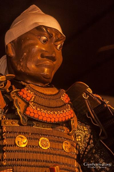 hashi-benkei-yama-sacred-statue-closeup-gion-festival-kyoto-japan