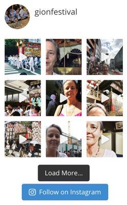 Gion Festival Photos