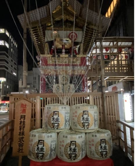 Gion Festival 2021, Covid Update: Subdued, Dedicated, Quiet!